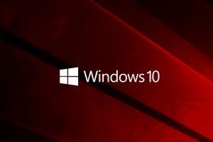 Chegou Mais Uma Actualização Cumulativa Para O Windows 10
